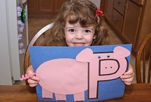 preschool fun / by Meranie Karren