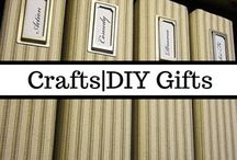 Crafts | DIY Gifts | Paper Crafts / Create beauty every day. This board contains posts of all craft types, but contains a strong emphasis on paper crafts and DIY gift ideas. Follow along to keep your crafty heart contented. / by Bobbie @ Living in Retrospect & Fatfully
