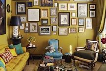 Home Interior/Decor / by Katie Bettencourt