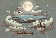 Aiden's Pirate Room / by Katie Bettencourt