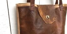 ReFind Originals Upcycled Leather / Hand made and one of a kind bags and accessories made from repurposed leather and other repurposed materials.