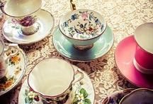 afternoon tea / by Peter&Jane