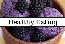 Healthy Eating / Pinterest can break your diet with its pictures obnoxious brownie/cookie/oreo/cupcakes and other desserts to tempting to mention. Follow this board for a break from the madness. Healthy eating recipes and ideas to help keep you on track in your healthy lifestyle. From special diet meals (my husband has lots of food restrictions) to smarter reimagined versions of your favorite foods, this board will have you craving all the right things.