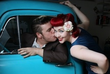 Pinup girls and Cars