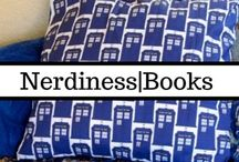 Nerdiness & Book Love / I love Doctor Who, young adult literature, Big Bang Theory, psychology, and all things dystopian. I am an English major with a love for poetry, the smell of books, and reading regional literature while I travel. Let's be nerds together.
