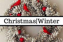 Christmas & Winter Gifts, Decor, & Treats / Christmas gift ideas, winter decor, and festive treats. 'Tis the season to create, enjoy, and share.