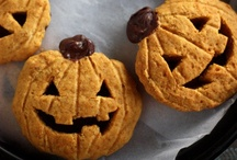 Halloween Recipes / Spooky, tasty treat ideas and recipes for Hallloween parties