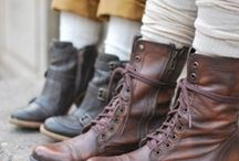 Shoes/Boots/Socks / by Katie Bettencourt