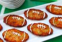 Superbowl Snacks / Recipe ideas for superbowl snacks and suppers