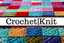 Crochet & Knit | Stitches, Tutorials, & Patterns / My grandma taught me to crochet when I was a child. I remember watching her hands dance with the yarn, creating masterpieces unimaginable. Now, I craft in her memory, working the yarn in an endless round. Knit your heart with mine, as we craft together as generations of women have done before us.