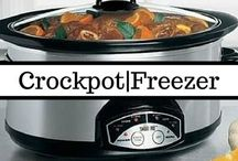 Crockpot & Freezer Cooking | Easy Meals / Because we are all too busy for anything else. This board is all about easy meals that you can throw in the crockpot or make ahead and pull out of the freezer to throw in the oven. Life is busy, and making dinner shouldn't steal your entire evening. Follow along for tasty recipes to simplify your life.