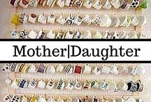 Mother/Daughter Musings / Pins from me to Mom, and from Mom to me. Follow along if you want to be inspired by our impeccable taste and wonderful humor. You know you want to.