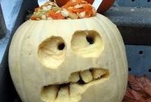 Halloween Pumpkins / Check out these creative pumpkin carving tricks and ideas