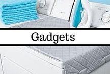 Gadgets   Cool Stuff   Kitchen Gadgets / I love gadgets of all kind, especially kitchen gadgets. You will find new technology and a ton of items to improve your life or just to show off to friends. I can't say I will get everything on this list, but I can certainly curate it all so I can remember these awesome things later. Follow along to learn about new products that are changing the way we do everyday things.