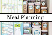 Meal Planning & Grocery Shopping / This board is all about grocery shopping and meal planning. How can you save money on groceries? How can you make dinnertime less cumbersome? These pins will help you find the system that works for you. From coupons and money-saving apps to printables and ready-made meal plans, this board has everything you need to plan your meals and shopping for effectively.