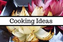 Cooking Ideas / These are great ideas that will make your life easier (or more interesting). Follow this board for kitchen infographics, cooking hacks, time-saving shortcuts, and new ways of doing everyday things.