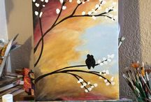 """Creatively you / Getting my """"art on"""" / by Kathy Long"""