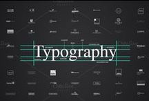 { Typography } / Typographical design inspiration for the students and followers of Cal Poly GrC.