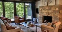 Lake Keowee Living Rooms / Check out these amazing living rooms available at The Reserve at Lake Keowee!