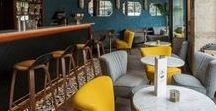 KAFE DAFNH / ideas for cafe-bar in Dafni
