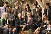 favorite tv shows / by Monica Franklin