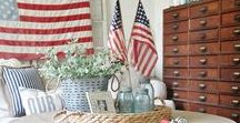 Holidays {July 4th} / Ideas for celebrating the 4th of July.