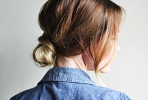 hair / by Renee Clark