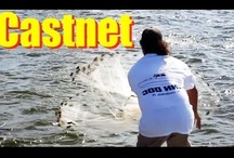 Cast Net Videos / The Best Cast Net Video Series on YouTube http://www.youtube.com/user/themulletrun / by MulletRun Fishing