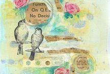Paper Arts & Handmade cards I like