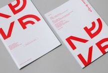 graphic design / print / A lovely gallery showcasing the best graphic and print design examples.