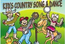 Kid's Country Favorites