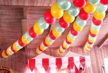 Party Themes & Ideas / by Faith Turner Heck