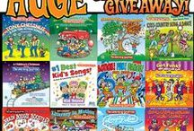 Giveaways! FREE Stuff! / Join The Learning Station for giveaways galore!