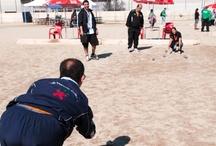 Competició Petanca - Jocs Special OIympics 2012
