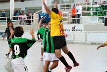 Competició Handbol - Jocs Special Olympics 2012