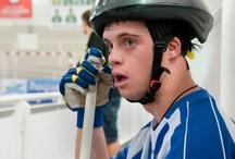 Competició Hoquei interior - Jocs Special Olympics 2012