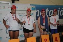 Premis Natació - Jocs Special Olympics 2012