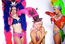 Showgirls Galore! The Costumes of Premier Showgirls Las Vegas /  Traditional Las Vegas Showgirl Costumed. Theme Costumes. GoGo Dancer Costumes. Impersonator Costumes.
