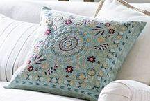 Decorating {Pillows}