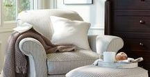 Decorating {Chairs} / Great chair ideas.