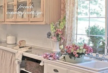 Decorating {French Country Kitchen} / by Snippets of Design