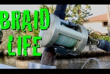Braid Life / Sporting Braid Fishing Line / by MulletRun Fishing