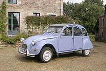 ~~ 2CV My Granmama's car ~~ / by Laura Paul