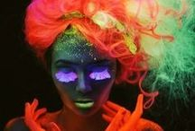 Neon / by Jelly Beans
