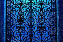 Knock knock / All about beautiful doors.