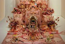 Altar's / Beautiful shrines and altars
