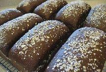 Bread / Bread. Toast. Rolls. Loaves. Bagels. Muffins. Croissants. Cornbread. Pretzels. Biscuits.