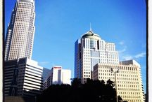 Charlotte, NC / These are some of my favorite things in Charlotte, NC.  / by Tamara A. Marbury