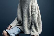 Knit / Brrrrr it's cold