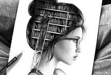 Drawings  / Brilliant